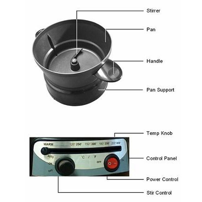 Chef's Stir Pan