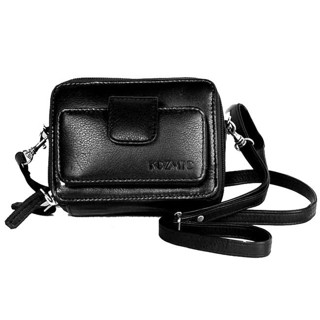 Kozmic Leather Travel Case