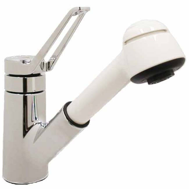 Moen OneTouch Pull-out Chrome Kitchen Faucet
