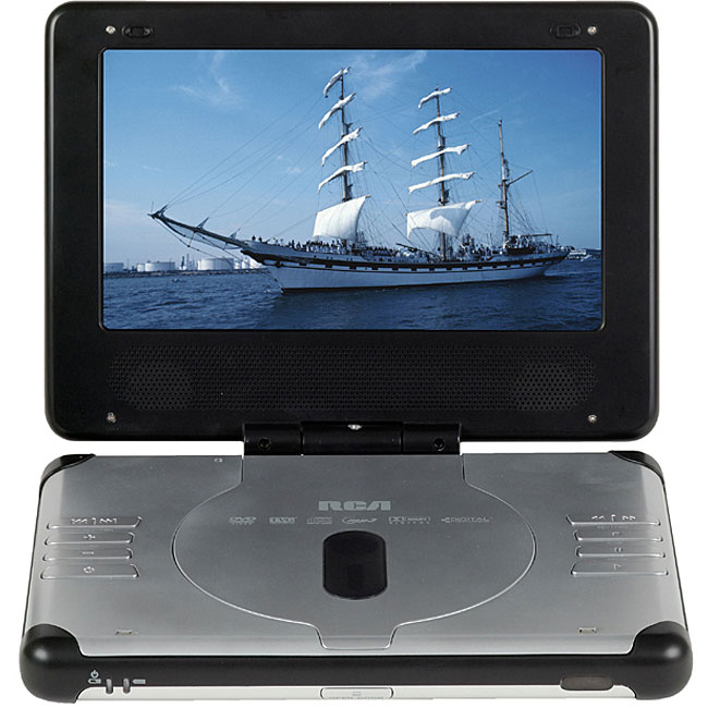 RCA 8.5-inch Widescreen Portable DVD Player (Refurbished