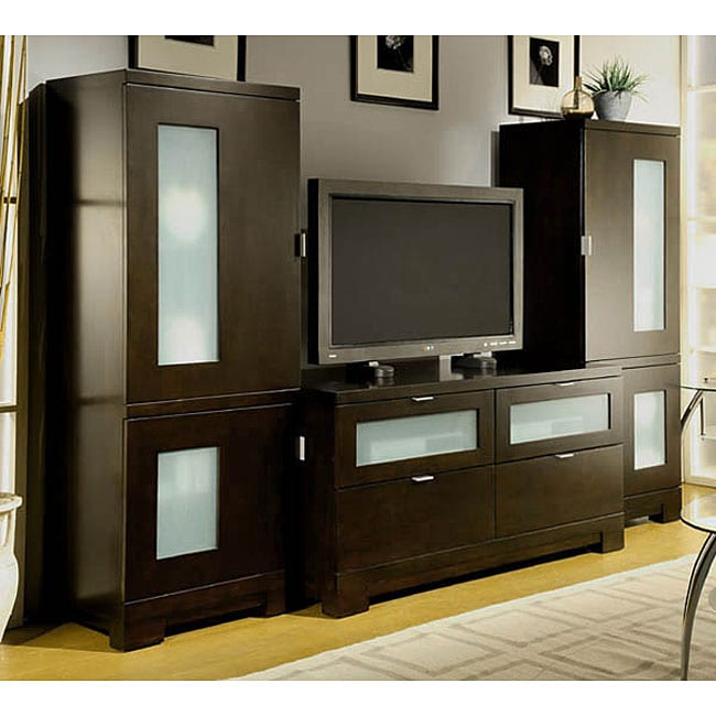 Meridian Entertainment Wall Unit