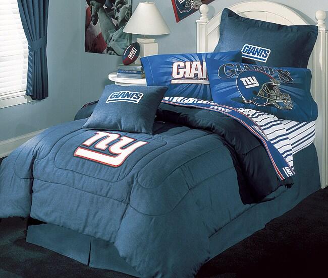 NFL New York Giants Comforter Set (Full)   1147624 .