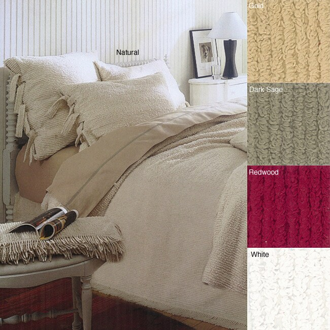 Tufted Cotton Full Bedspread