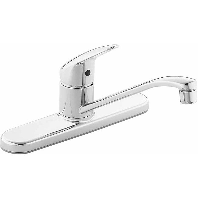 Moen Single handle Polished Chrome Kitchen Faucet