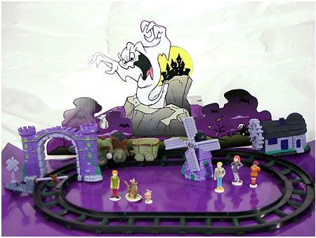 Scooby Doo Wind Up Train Set 011496 Overstock Com