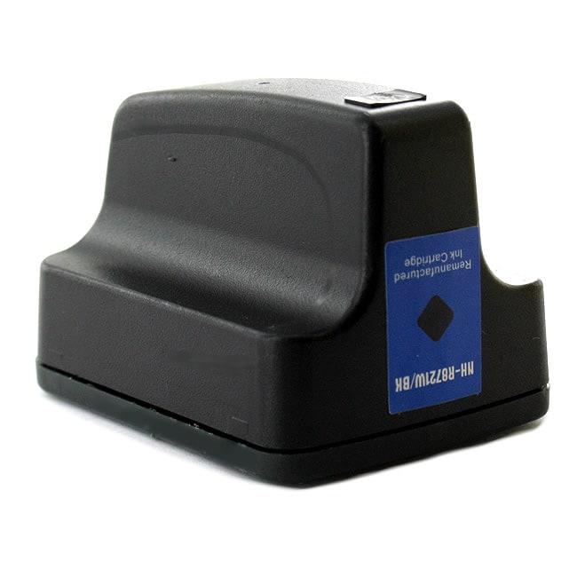 HP 02 Black Ink Cartridge (Remanufactured)