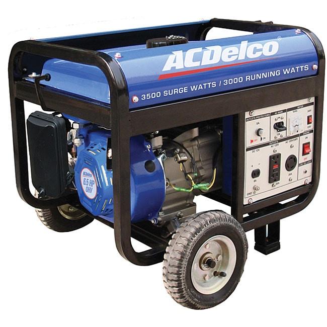 3500-watt ACDelco Generator