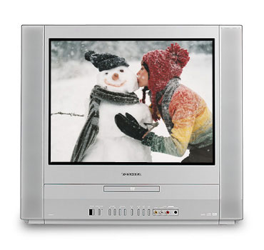 Toshiba MD20F51 20-inch FST PURE TV/DVD Combination