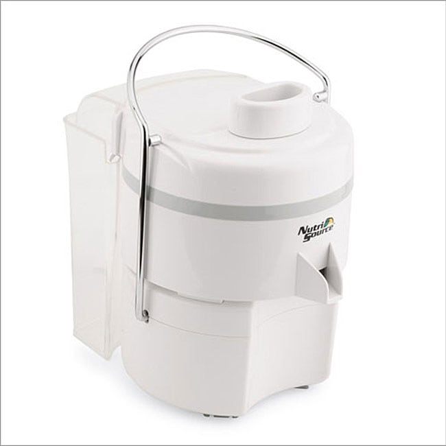 Nuwave Slow Juicer Reviews : Back to Basics Nutri Source Juicer - 11527158 - Overstock.com Shopping - Big Discounts on West ...