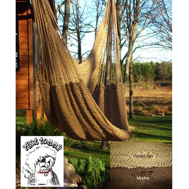 Overstock.com PHAT TOMMY Super Soft Hammock Chair at Sears.com