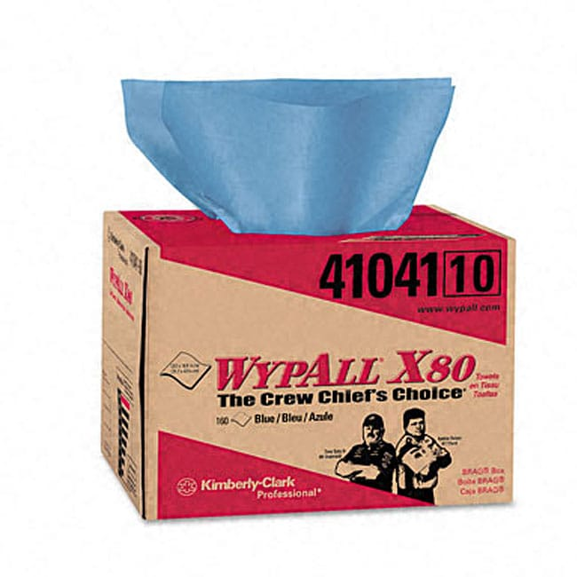 Kimberly-Clark WypAll X80 Towels
