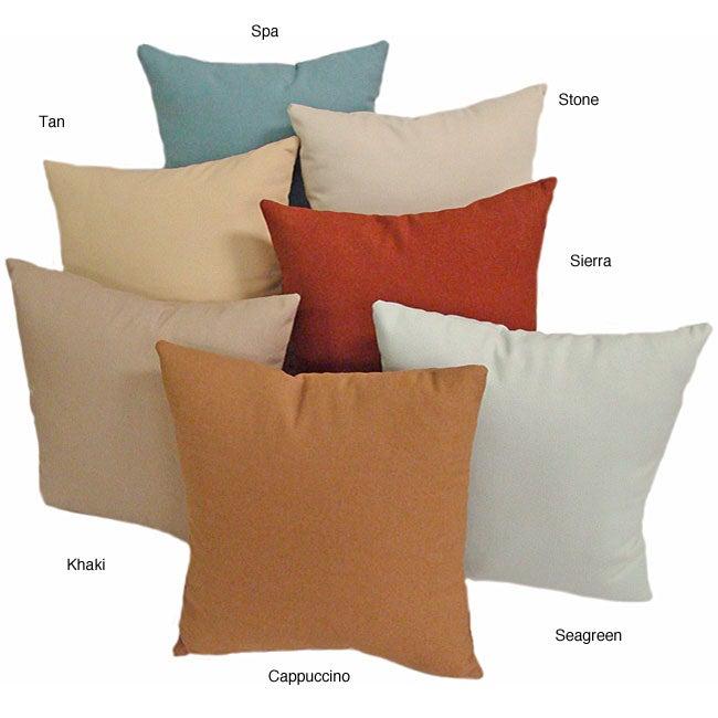 Tucson 18-inchThrow Pillows (Set of 2)