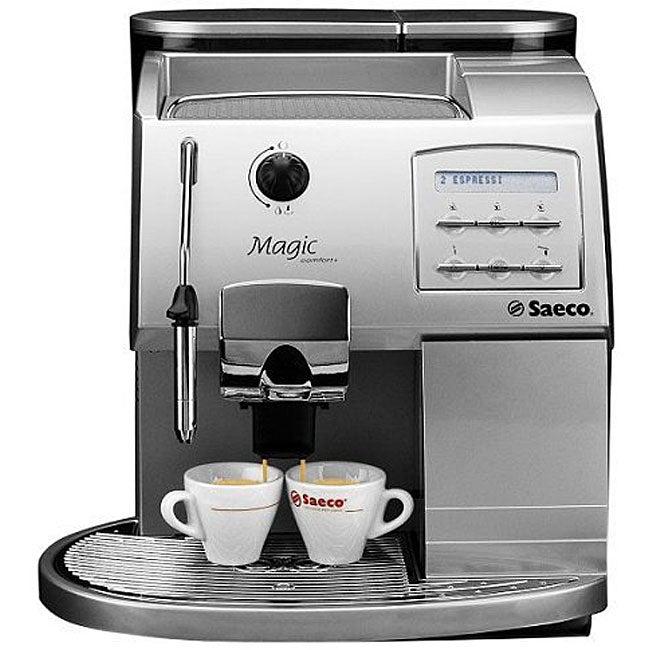 Saeco Magic Comfort Plus Espresso Coffee Machine (Refurbished)