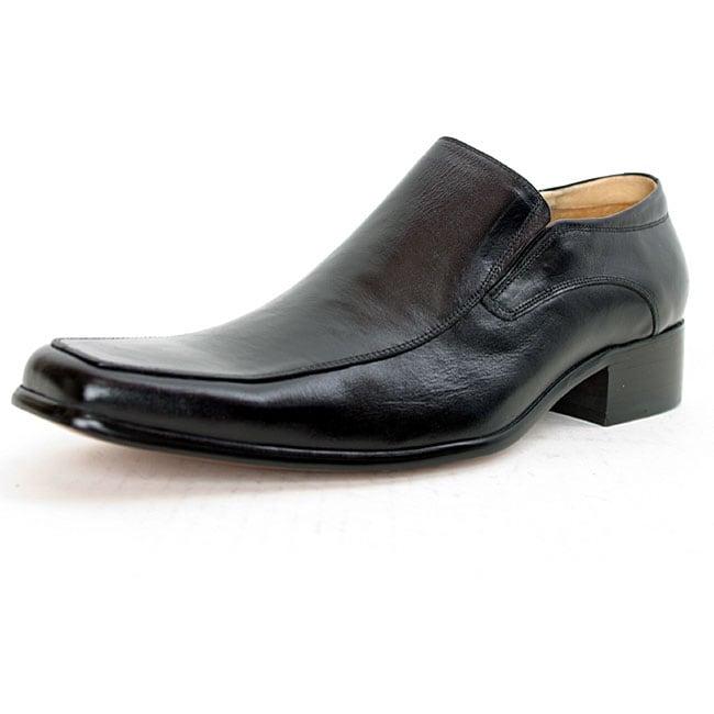 Revelo Men's Long-toe Slip-on Shoes