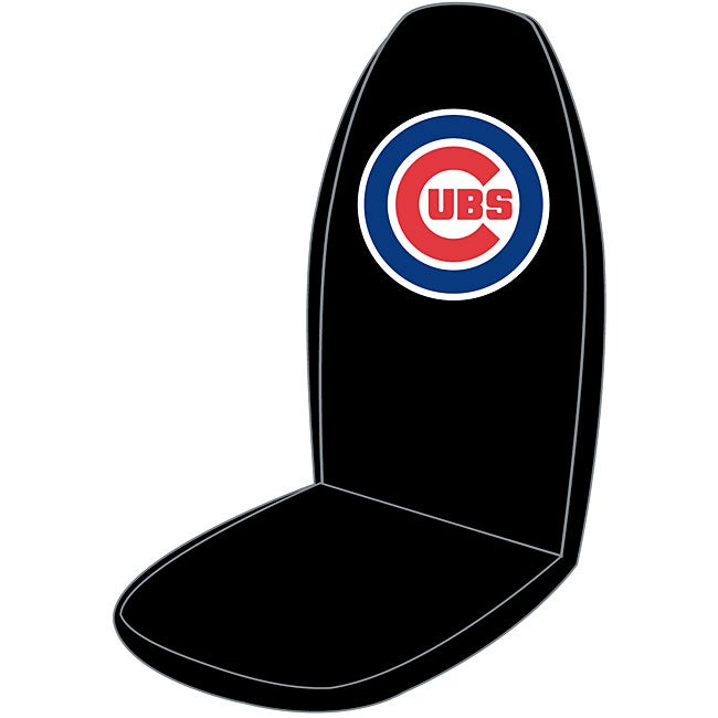 Chicago cubs mlb universal bucket seat cover overstock for Garage seat nice