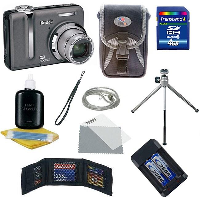 Kodak EasyShare Z1285 12.1MP HD Digital Camera (Refurbished)