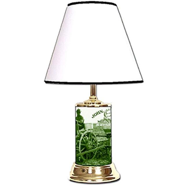 Table Lamp John Deere Tractor : John deere vintage tractor table lamp