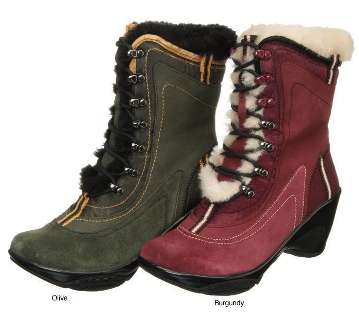 j 41 naples boots for women - photo#10