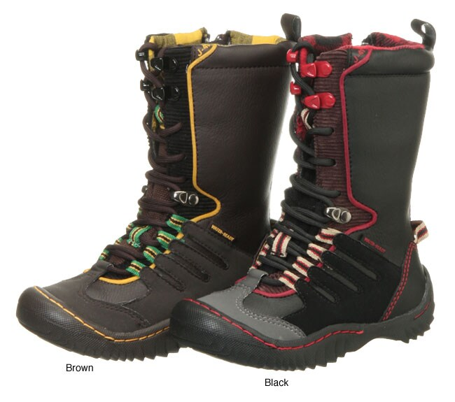 j 41 naples boots for kids - photo#2