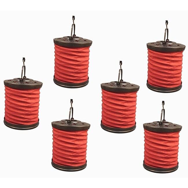 Collapsible Lanterns (Set of 6)