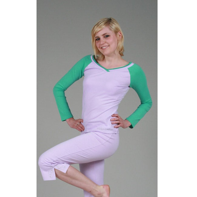 Oliver & James Yogacara Women's Wide-neck Top at Sears.com