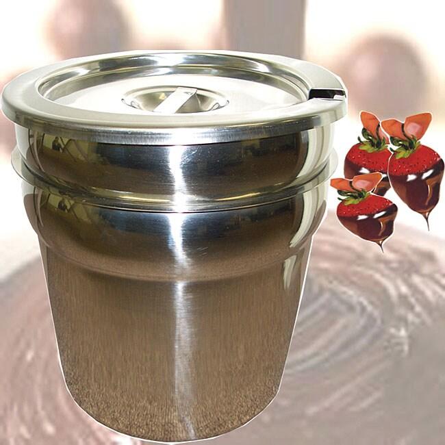 Multipurpose Stainless Steel 4-quart Double Boiler