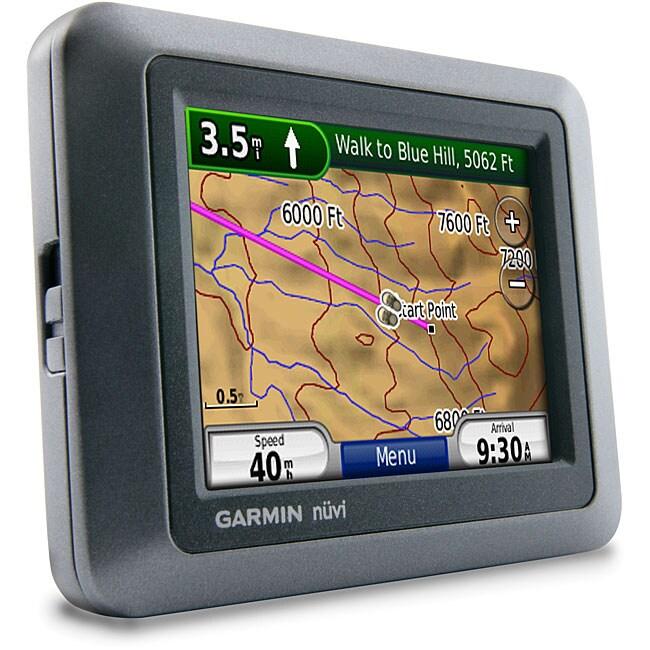 Garmin Nuvi 550 Car/ Off-road GPS Navigator
