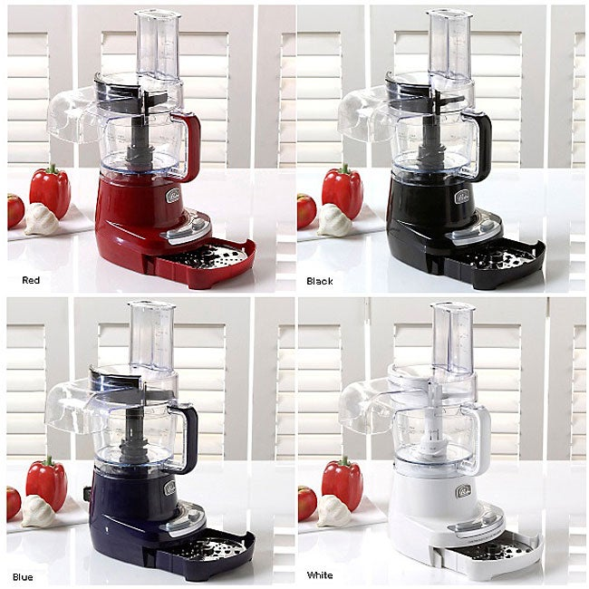 Wolfgang Puck 4-cup Continuous Flow Food Processor (Refurbished)