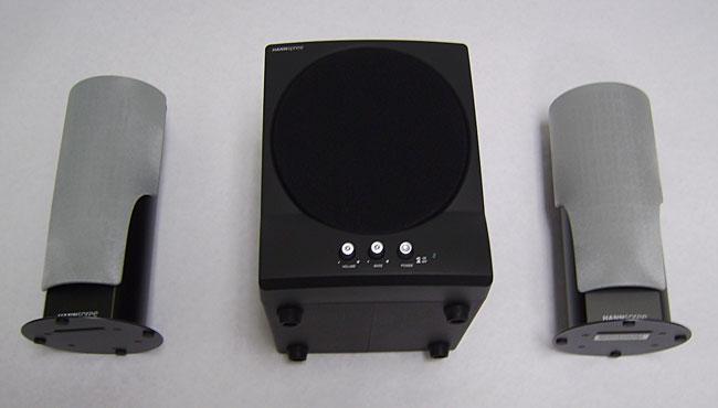 Hannspree SS1321U1001 2.1-channel Speaker System