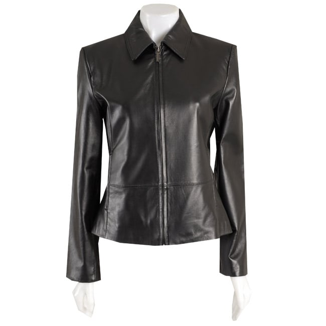 Colebrook Women's Leather Jacket