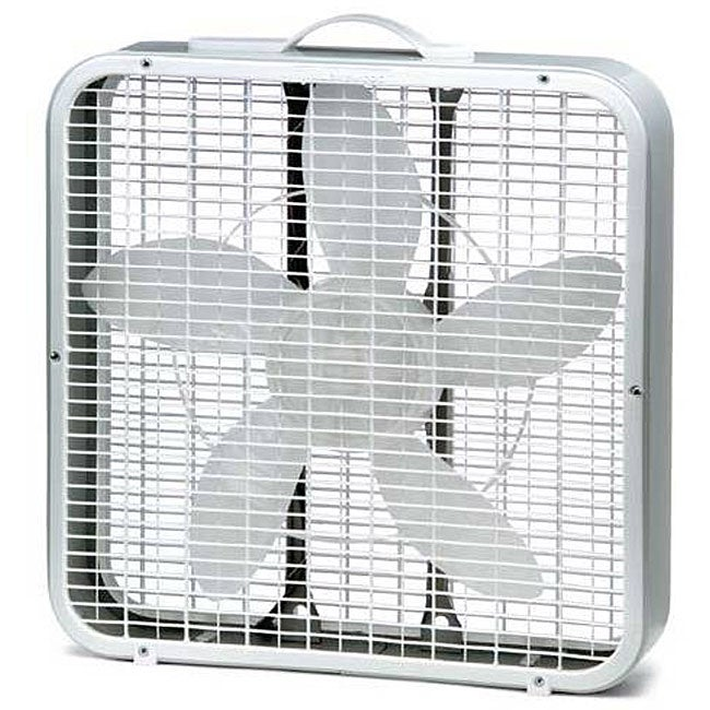 Lakewood 20 Inch 3 Speed Box Fan 11578506 Overstock