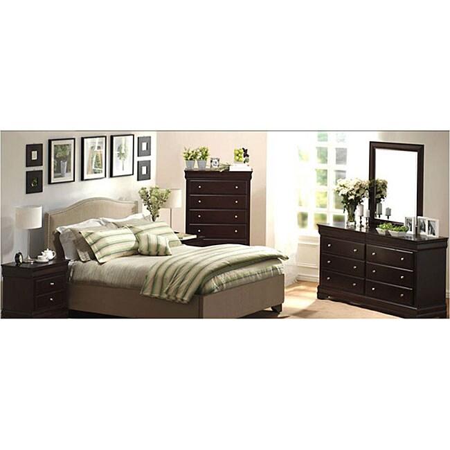 upholstered 3 king size bedroom set 11602727