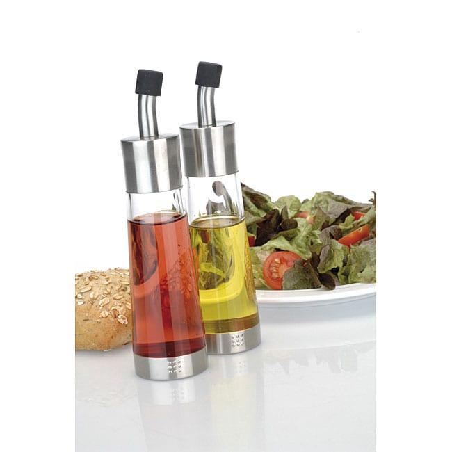Oil and Vinegar Canister Set