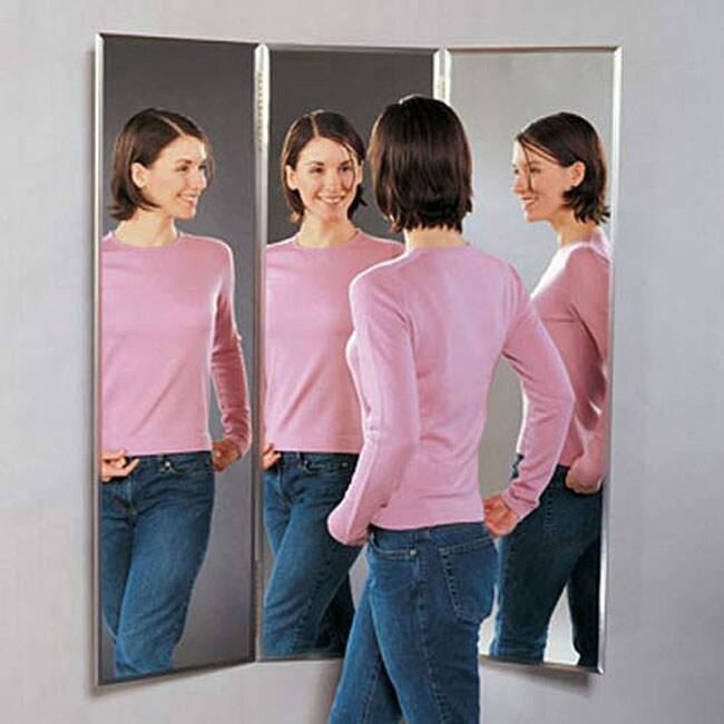 White Professional Dressing Mirror
