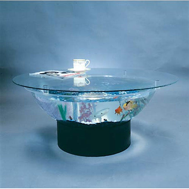 Aquarium 36 inch table set 11603049 shopping great deals on coffee sofa - Fish tank dining room table ...