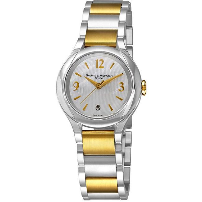 Baume & Mercier Ilea Women's Two-tone Watch