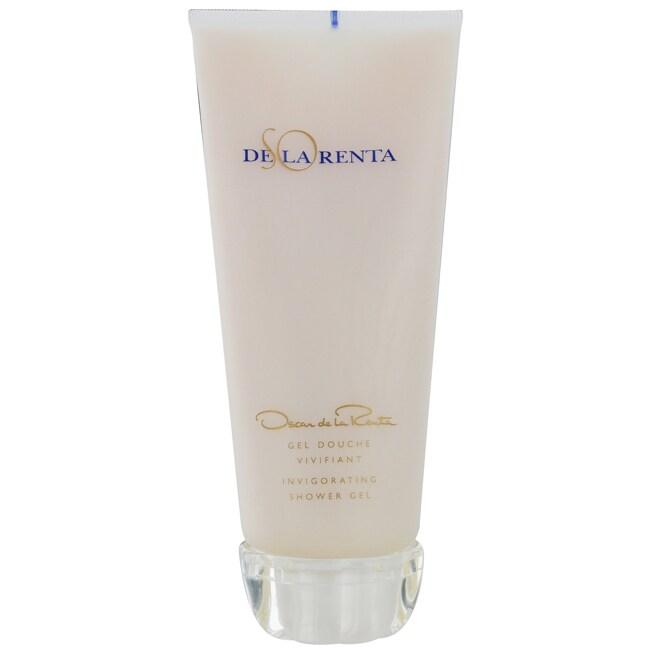 Oscar De La Renta 'So De La Renta' Women's 6.8-ounce Shower Gel