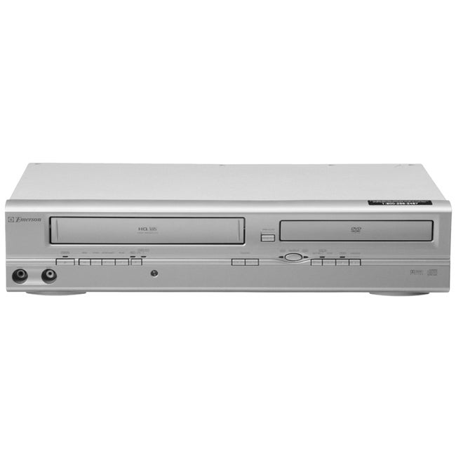 Emerson EWD2004 DVD/VCR Combo Player (Refurbished)