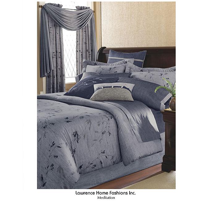 'Meditation' Curtain and Bedspread Set