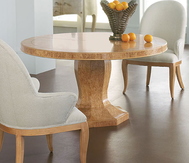 Thomasville Bogart Luxe Copacabana Pedastal Table