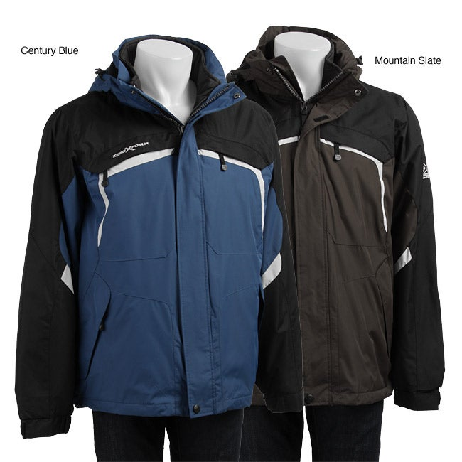 Zero Xposur Men's Heavyweight Jacket