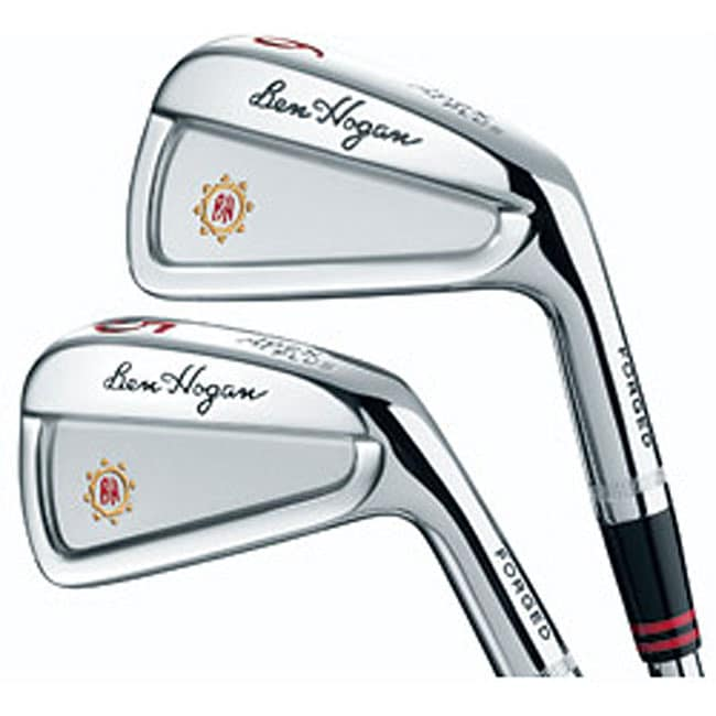 Ben Hogan Apex Edge Plus Forged Iron Golf Club Set