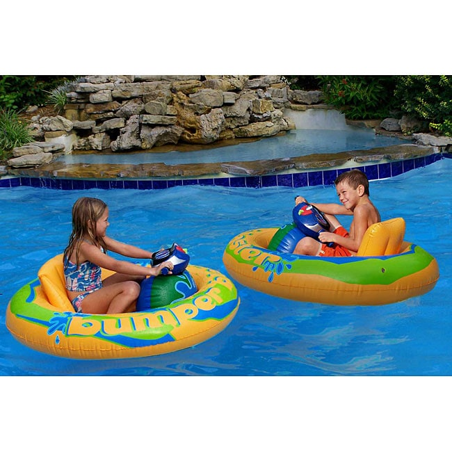 Bumper Blaster Motorized Inflatable Boat 11657871