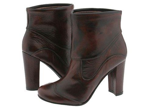 Exchange by Charles David Bronze Ankle Boot