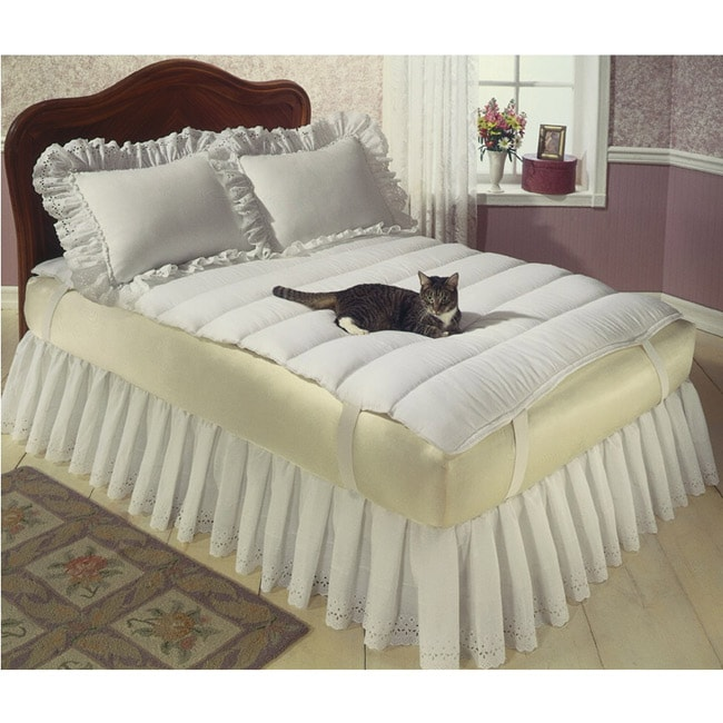 Queen size Pillow Top Mattress Topper