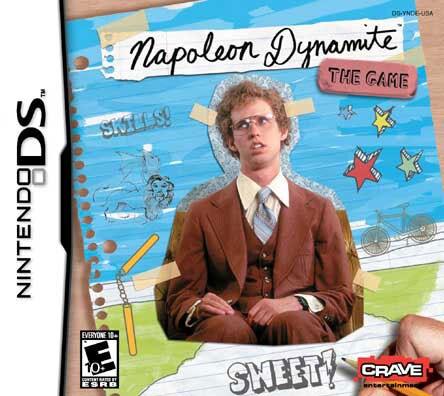 NinDS - Napoleon Dynamite: The Game