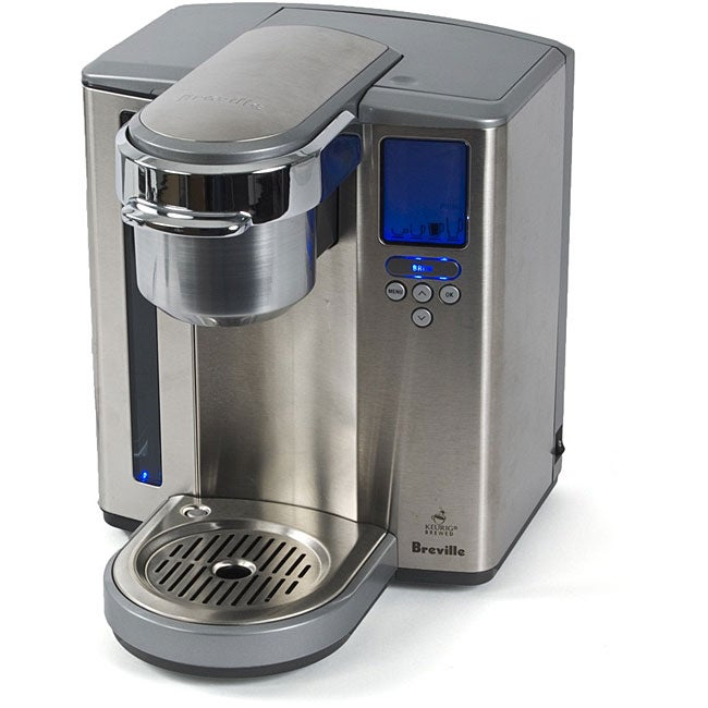 Breville Coffee Maker How To Use : Breville BKC600XL K-Cup Coffee Machine (Refurbished) - 11711202 - Overstock.com Shopping - Great ...