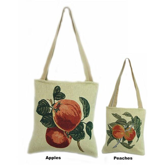 American Mills Fruit Tree Open-top Tote Bag