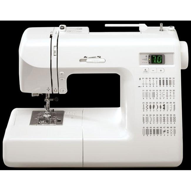 Janome 115110 Computerized Sewing Machine (Refurbished)