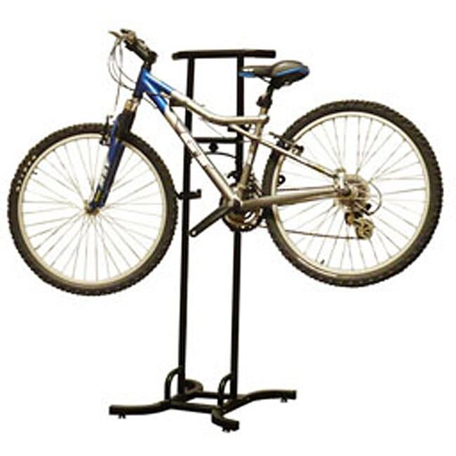 Freestanding Single Bike Storage Rack System